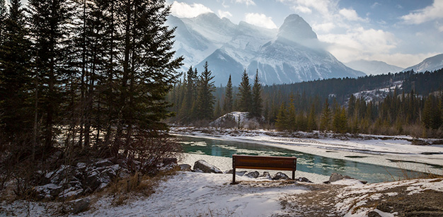 Canmore, Alberta by Sean Bryne