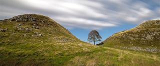 Hadrian's Wall & Housesteads Fort, Northumberland