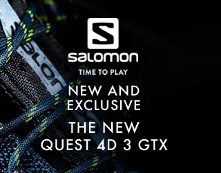 Salomon 4D 3GTX boot
